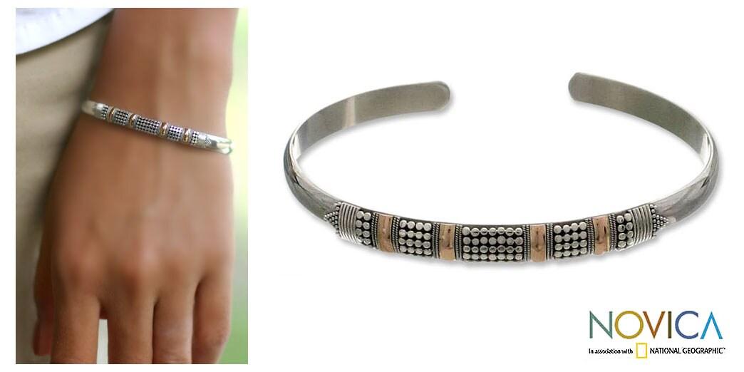'Amaranth' Bracelet (Indonesia)