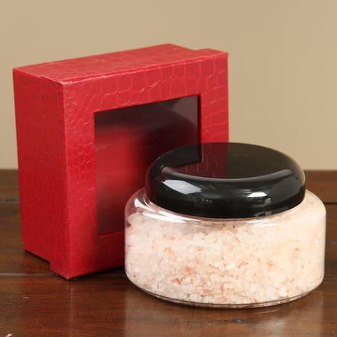 Black Tai 2-pound Medium-grade Himalayan Bath Salt