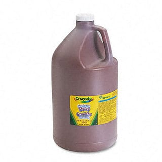 Brown Washable Paint (1 Gallon)