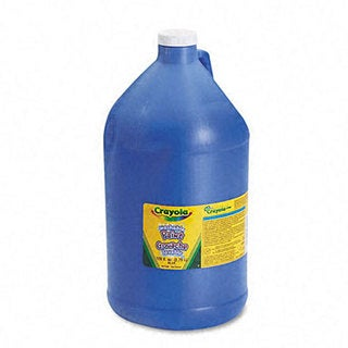 Blue Washable Paint (1 Gallon)