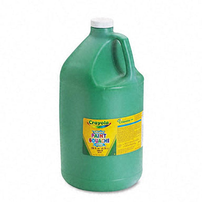 Green Washable Paint (1 Gallon) (Other)