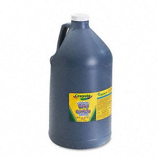Black Washable Paint (1 Gallon)