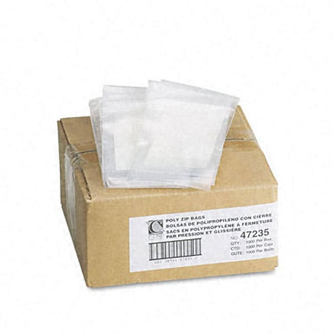 Shop Reclosable Small Parts Bags With Write On Panel
