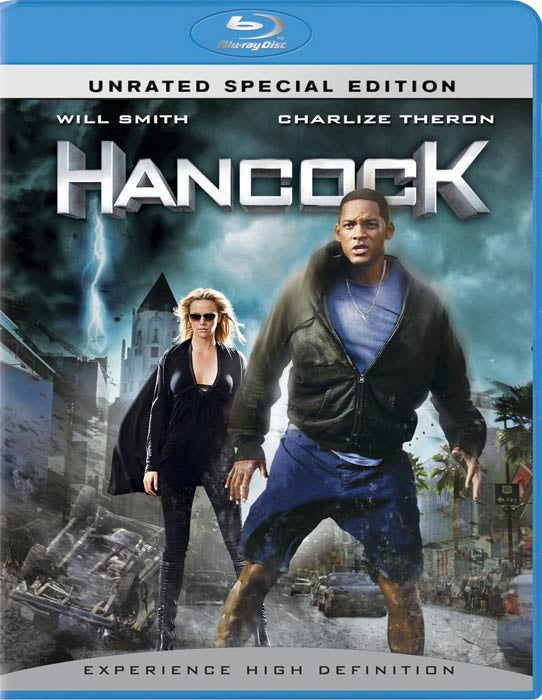 Hancock (Blu-ray Disc)