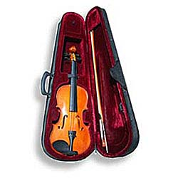 Complete 4/4 Violin Kit