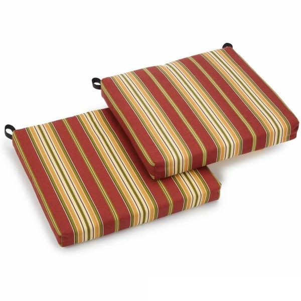 Outdoor Chair/ Rocker Cushions (Set of 2)