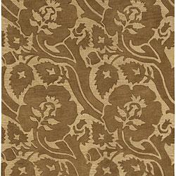 Hand-tufted Leuven Wool Rug (9' x 13') - Thumbnail 1