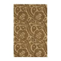 Hand-tufted Leuven Wool Area Rug (9' x 13')