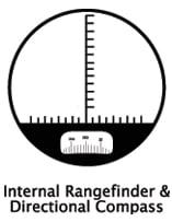 Barska 7x50 Waterproof Marine Rangefinding Binoculars - Thumbnail 1
