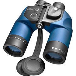 Barska 7x50 Waterproof Marine Rangefinding Binoculars