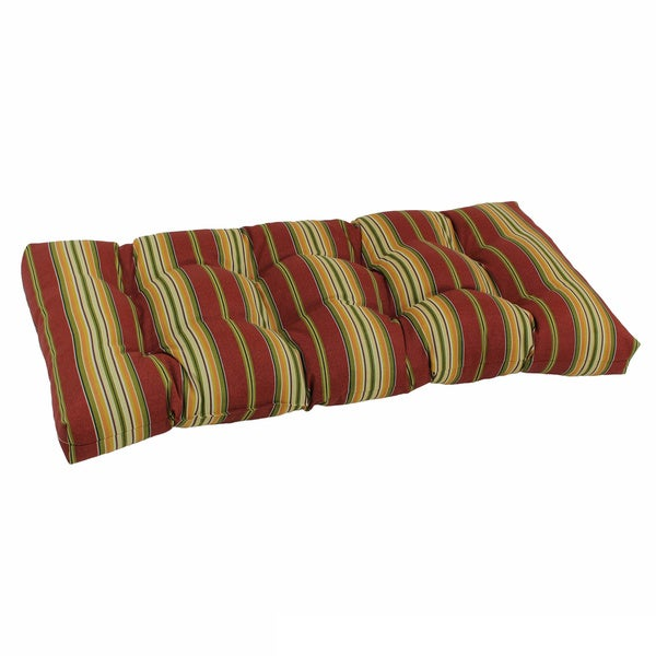 Shop Outdoor Loveseat Bench Cushion On Sale Free