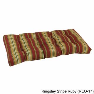 Outdoor Loveseat Bench Cushion