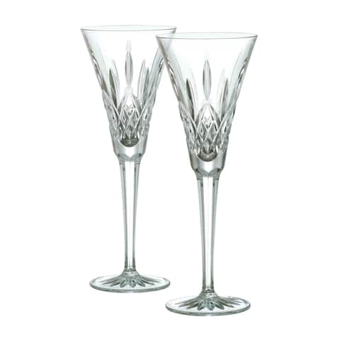 Waterford Lismore Toasting Champagne Flutes (Set of 2)
