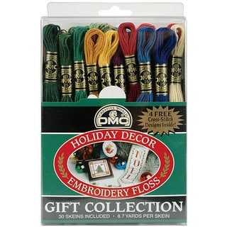 DMC Embroidery Floss Pack with 30 Skeins