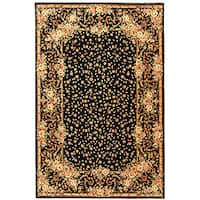 Safavieh Handmade Persian Court Multicolor Wool and Silk Rug - 6' x 9'