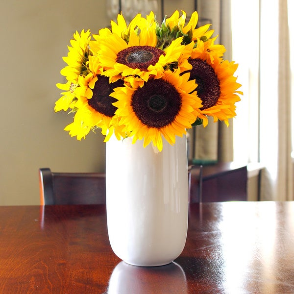 Guest Signature Ceramic Vase