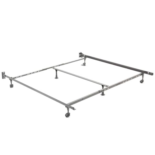 Image Result For Overstock Queen Metal Bed Frame