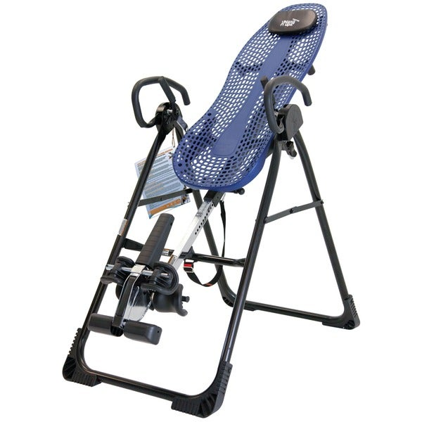 Teeter EP-950 Inversion Table with Back Pain Relief DVD