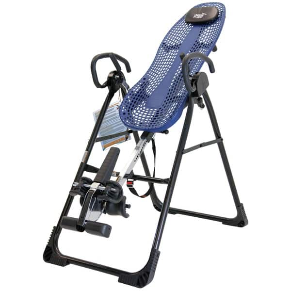 Shop Teeter Ep 950 Inversion Table With Back Pain Relief Dvd