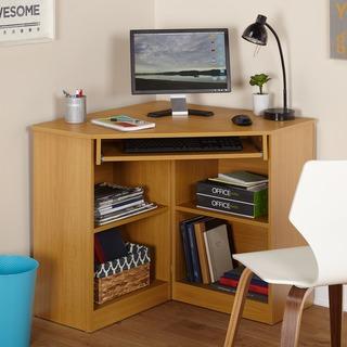 Simple Living Oxford Corner Desk