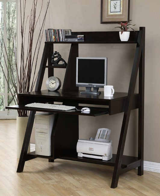 Compass Computer Desk Free Shipping Today Overstock