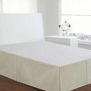 Fresh Ideas 14-inch Drop Poplin Bedskirt