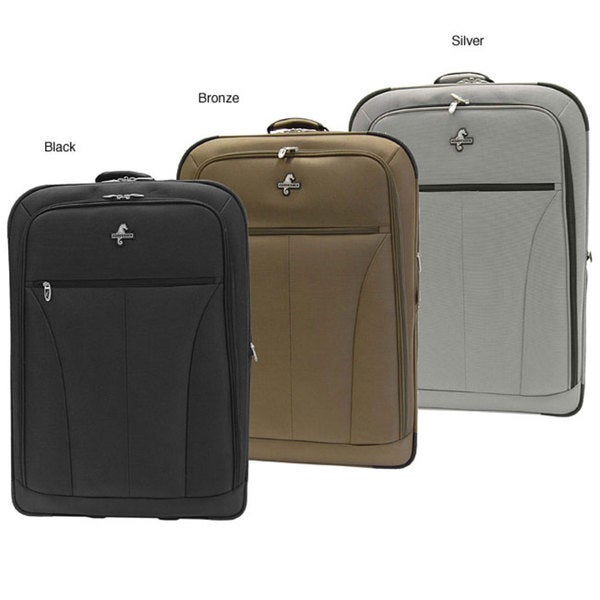 Atlantic Expanse 28-inch Rolling Upright Suitcase - Free Shipping ...