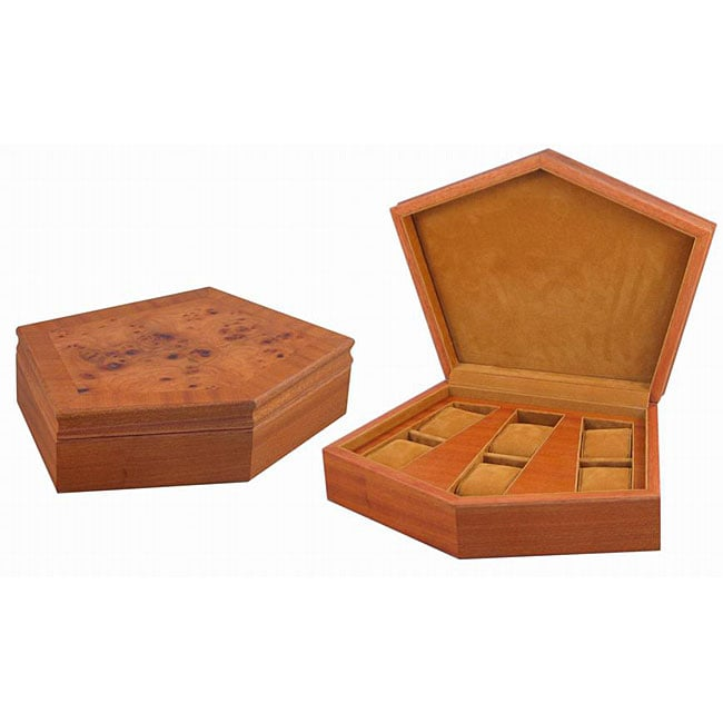 Watch Collection Wood Box