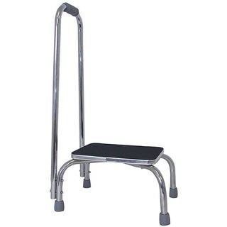 Mabis Healthcare Foot Stool with Handle