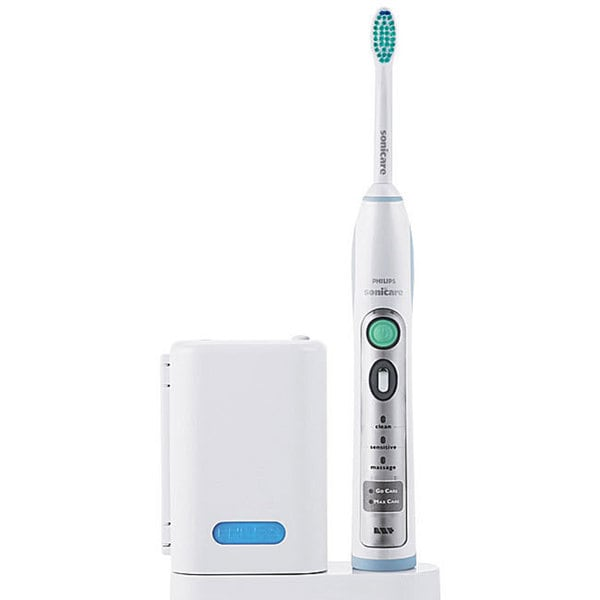 Philips Sonicare HX6932/10 FlexCare Toothbrush with UV Sanitizer