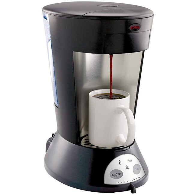 Bunn MCA Single-cup Coffee/ Tea Brewer