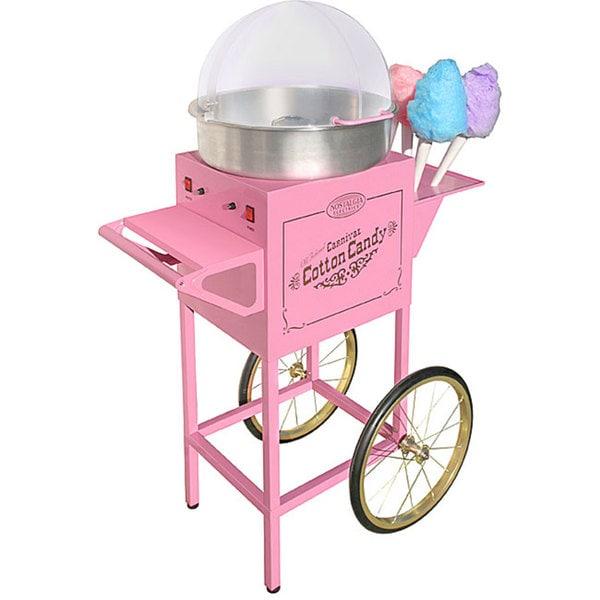 Nostalgia Electrics CCM-600 Vintage Cotton Candy Machine