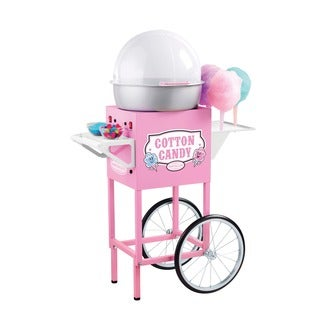 Nostalgia Electrics CCM-600 Vintage Cotton Candy Machine