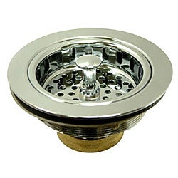Kitchen Sink Brass Strainer