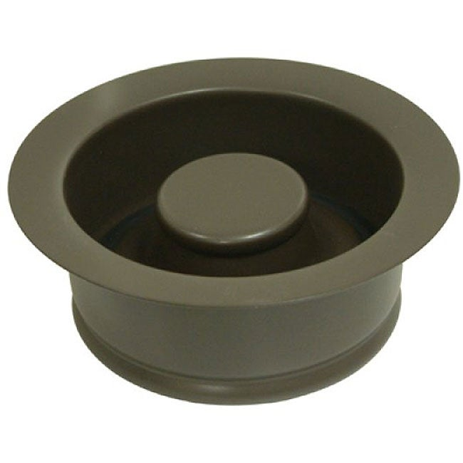 Garbage Disposal Oil-rubbed Bronze Flange with Stopper