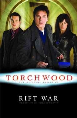 Torchwood: Rift War (Paperback)