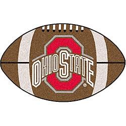 Fanmats NCAA Ohio State University Football Mat - Thumbnail 0
