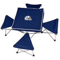 Indianapolis Colts Folding Table and Stool Set