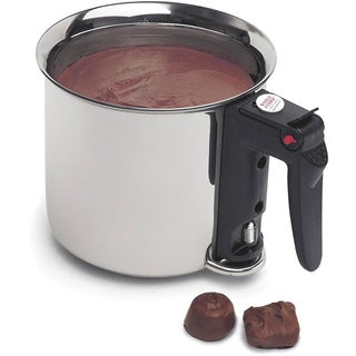 Bain-Marie Stainless Steel Double Boiler