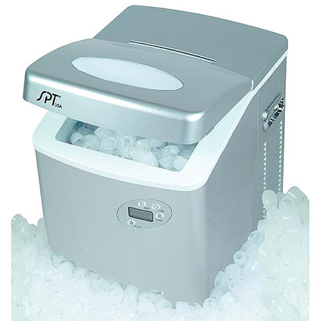 Platinum Design Stylish Portable Ice Maker - Free Shipping Today ...