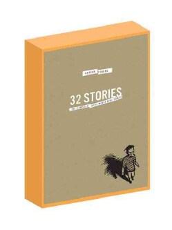 32 Stories: The Complete Optic Nerve Mini-Comics (Hardcover)