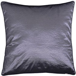 Chinese Calligraphy Silver Cushion Cover - Thumbnail 1