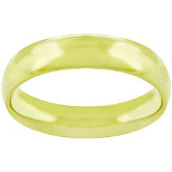 Kate Bissett IPG Goldplated Stainless Steel Band