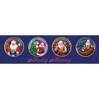 American Coin Treasures Santa Claus Merry Money Coin Collection