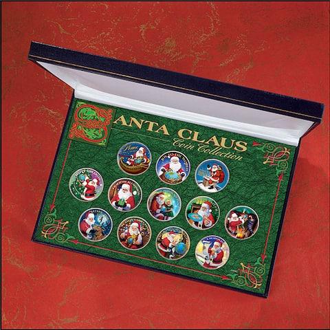 American Coin Treasures Santa Claus Coin Collection