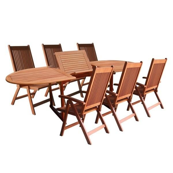 Vista 7-piece Patio Dining Set