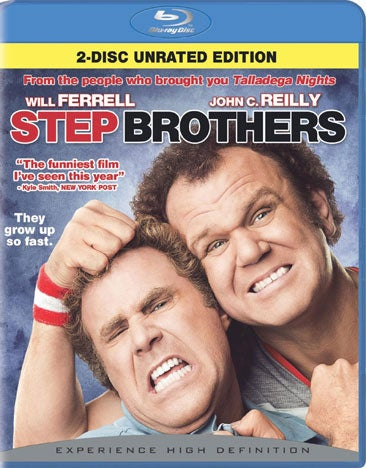 Step Brothers (Blu-ray Disc)