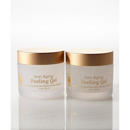 Dead Sea Products Anti-Aging Peeling Gel (Pack of 4), Blu...