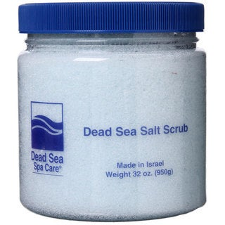 Care 32-ounce Dry Salt Scrub (Pack of 4)