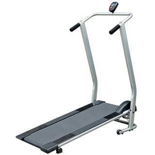 Sunny Manual Folding Treadmill